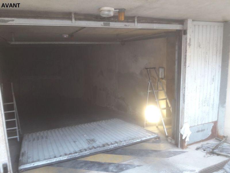 Remplacement d 39 une porte de garage d t rior e marseille for Sindaur porte de garage
